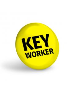 Key Worker Badge (Pack of 10)