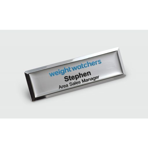 Name Tag Master Post: Badgemaster