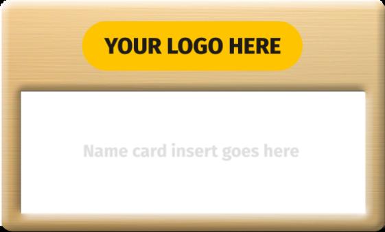 Company logo - left
