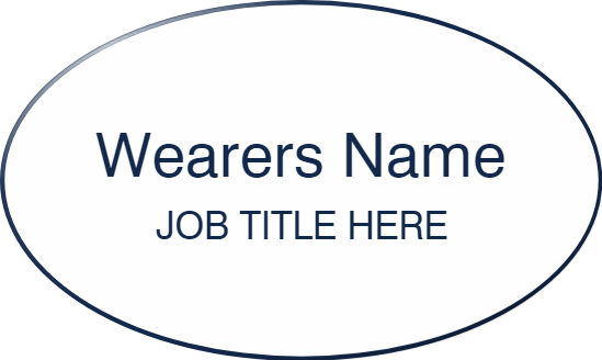Name and job title