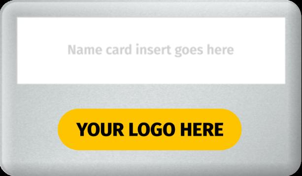 Company logo - central