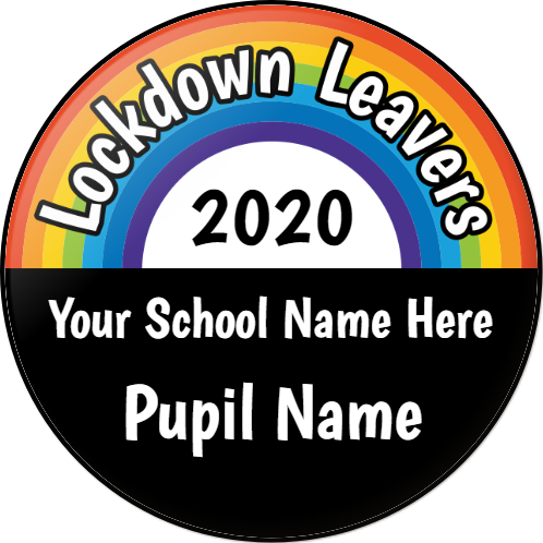 Lockdown Leavers (Editable)