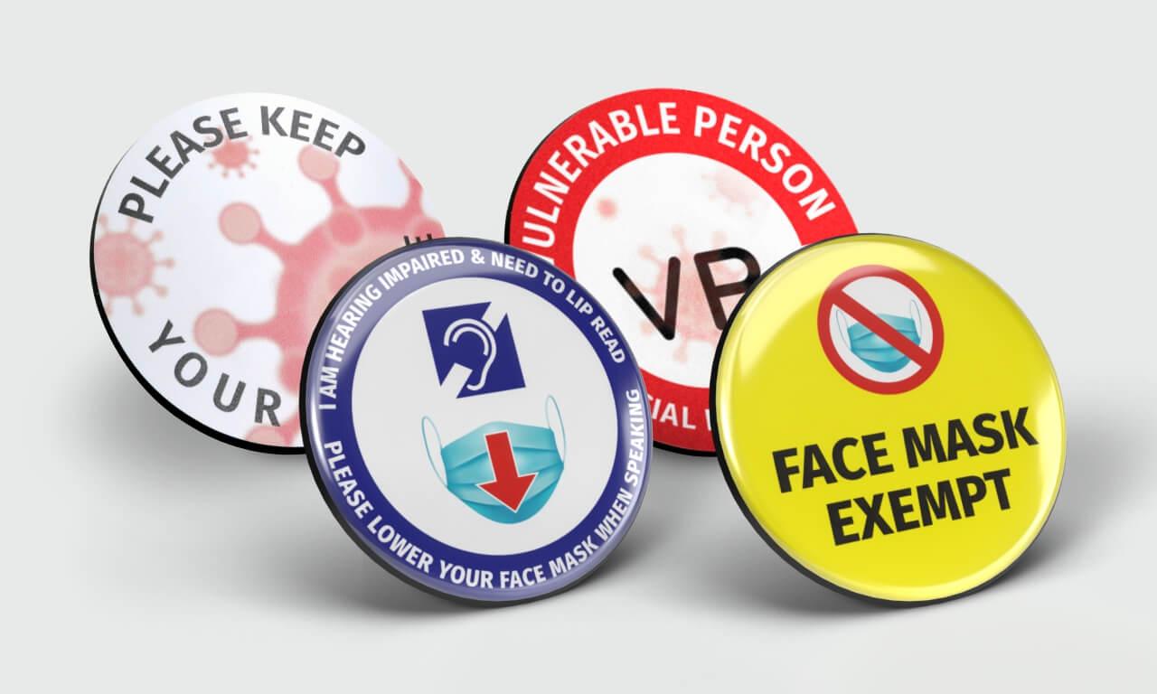 #badges
