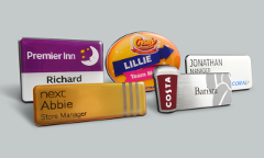 Name Badges, ID Badges & Staff Badges| UK's Leading Badge ...
